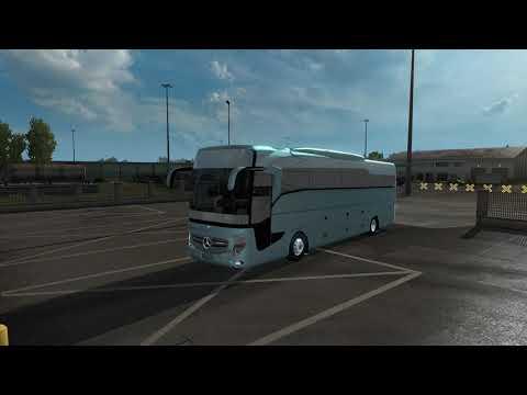 Euro Truck Simulator 2 - Travego 15 16 SHD 2020 Euro 6 1.37 X