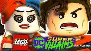 ZŁY SUPERMAN ATAKUJE | LEGO DC Super Villains PL #4