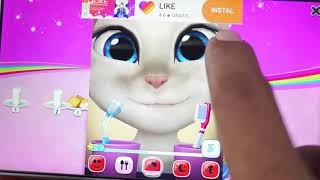 #android #kidsgame #kids roblox,subwaysurf,tooncup,talkingangela,brim / Mod Gameplay Android ios
