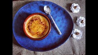 Crème brûlée inratable au speedy chef Tupperware