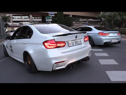 The BEST BMW M ENGINE SOUNDS! M5 E60, M3 F80, M4 F87, M6 & More!