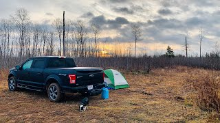 Dispersed Truck Camping iฑ Northern Wisconsin.