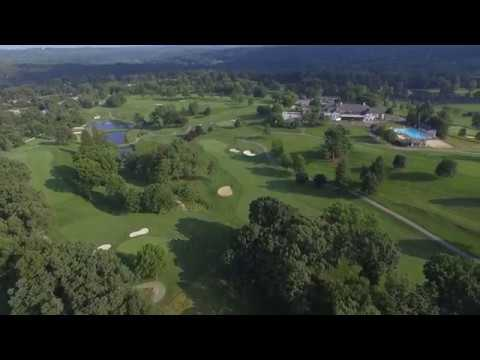 Wildwood Country Club Golf Course Drone Footage