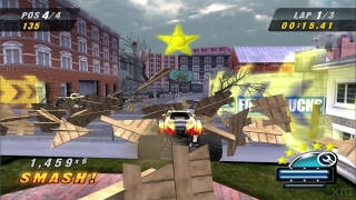 Monster Jam: Urban Assault PS2 Gameplay HD (PCSX2)