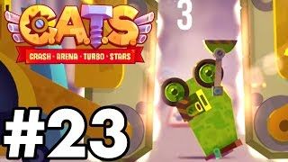 THIS IS TOO EASY! | C.A.T.S | Crash Arena Turbo Stars Gameplay Part 23