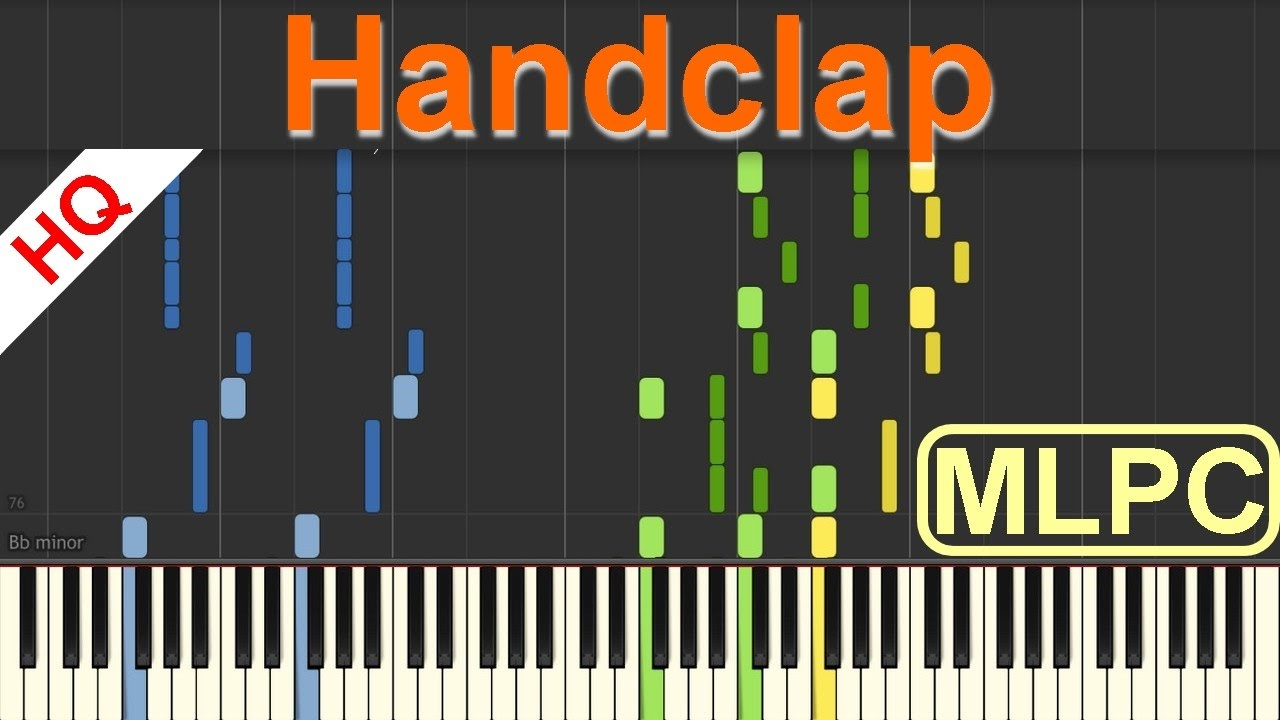 fitz-and-the-tantrums-handclap-i-piano-tutorial-sheets-by-mlpc-my-little-piano-channel