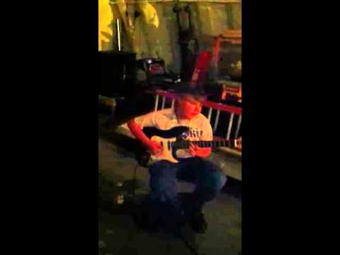 Damian Abraham riff and playing