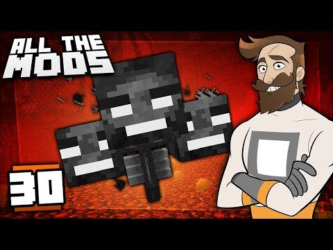 Minecraft All The Mods #30 - TRAGEDY thumbnail