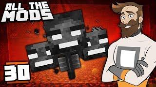 Minecraft All The Mods! So sad. Series Playlist: https://www.youtub...