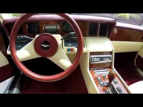 1987 Aston Martin Lagonda Series 3 Youtube