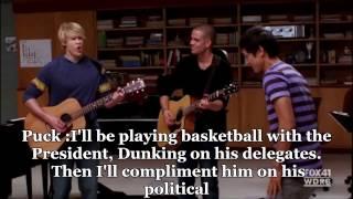Billionaire Glee Lyrics