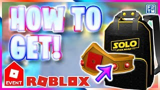 Roblox Events - Solo Branded Backpack & Battle Crown from Elemental Battlegrounds (Battle Arena)