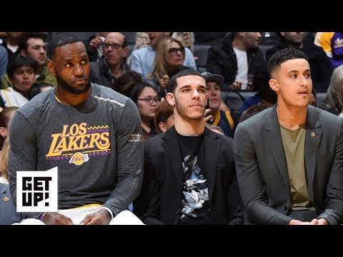 The young Lakers aren't following LeBron anymore – Seth Greenberg | Get Up!