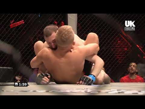 #UKFC4 - Amateur Flyweight Title - John James Young vs. Jordan Baxter