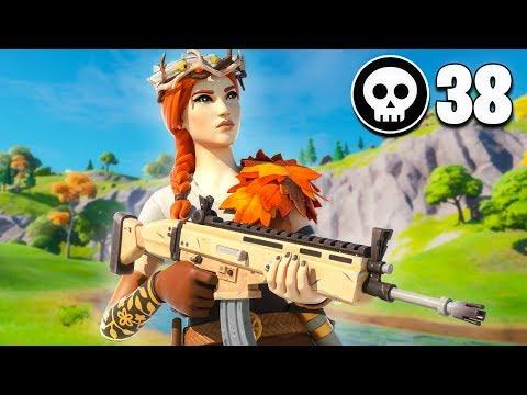 38 Kills In Chapter 2 Fortnite!!