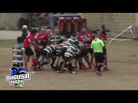 Highlight Finale serie C 2018/2019:  Ragusa Rugby vs Amatori CT 1963  50 - 12