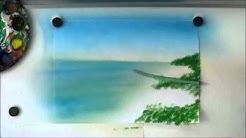 Airbrush für Anfänger Urlaubsfieber