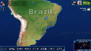 """Geopolitical Simulator 4 - A """"Neoliberal Approach"""" to Brazil Ep. 3 Cutting Excise Taxes"""