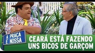 A Praça É Nossa (23/07/15) - Matheus Ceará está fazendo bicos de garçom thumbnail
