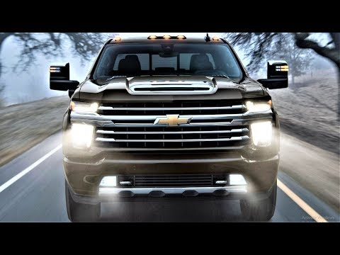 ALL NEW 2020 CHEVY SILVERADO HD SERIES ! FIRST LOOK