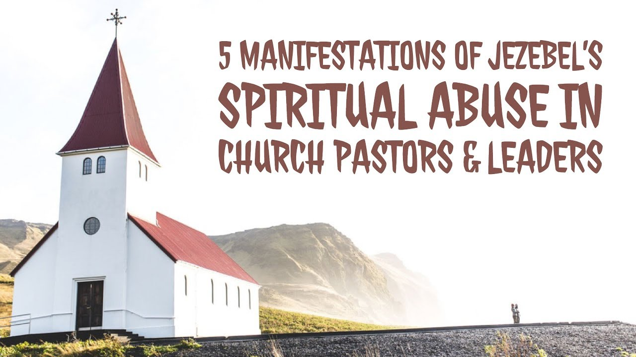 Warning signs of a controlling pastor