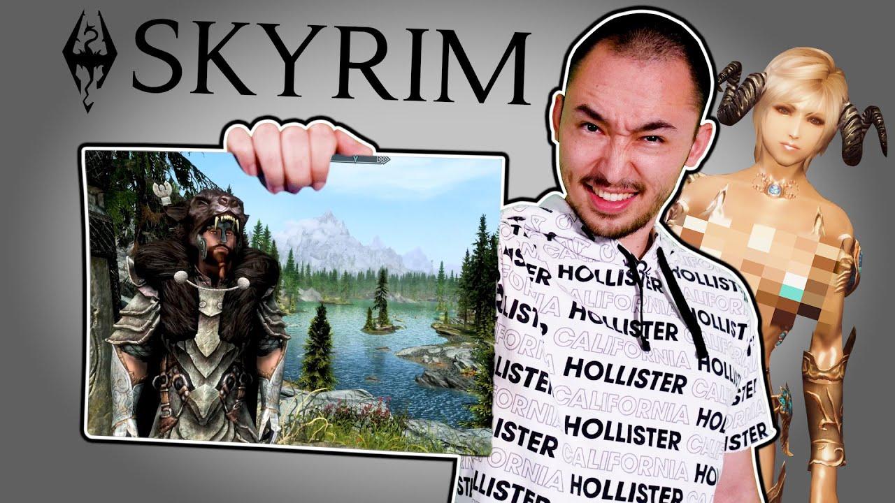 Skyrim is DEEPER Than You Think! thumbnail
