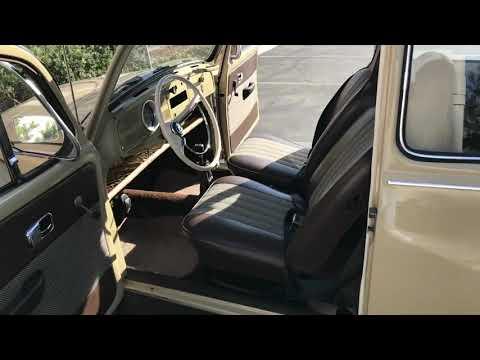 Volkswagen Beetle 1970 for sale (sold)