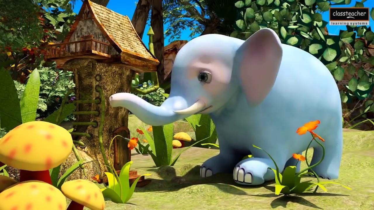 Download අලි පැංචාට හම්බුන කූඹි යාළුවා Sinhala Cartoon   Surangana Katha   4K UHD   Sinhala Fairy Tales