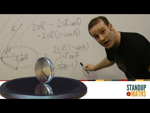Thumbnail: The Maths of Spinning Coins and Euler's Disk