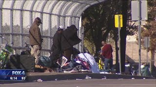 Dallas could cut budget for homeless services