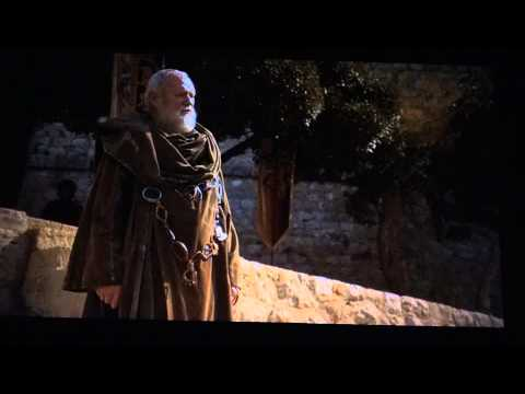 Comic-Con 2013 - Game Of Thrones - Tywin Lannister & Grand Maester Pycelle [deleted Scene]
