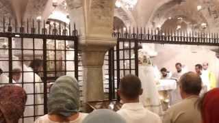 Служба в храме св. Николая Чудотворца г. Бари, Италия.(Видео службы 19 сентября 2013г., 2013-11-28T16:10:09.000Z)