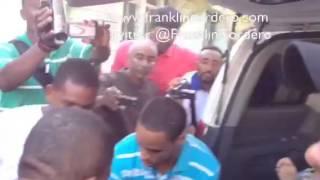 Gambar cover Dos reclusos heridos de bala en intento de fuga cárcel La Romana