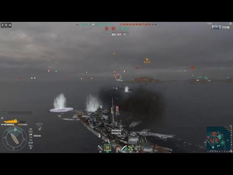 World of Warships Live - végre itt vannak a brit csatahajók