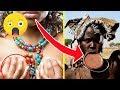 SEBAGIAN ORANG GAK BERANI NONTON !!! 5 Tradisi Cewek Paling Aneh Dan Mengerikan Di Dunia