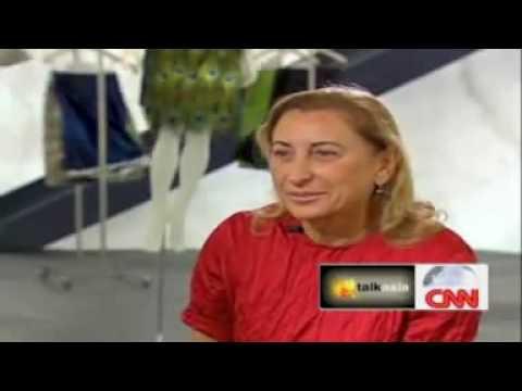 Talk Asia interview Miuccia Prada p.2