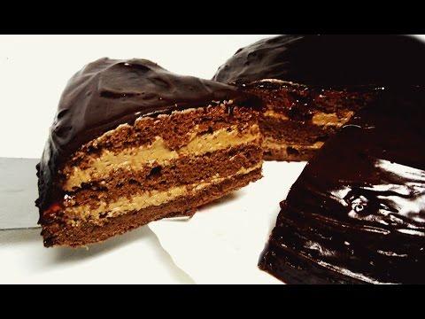 Торт Прага| на основе ГОСТ рецепта