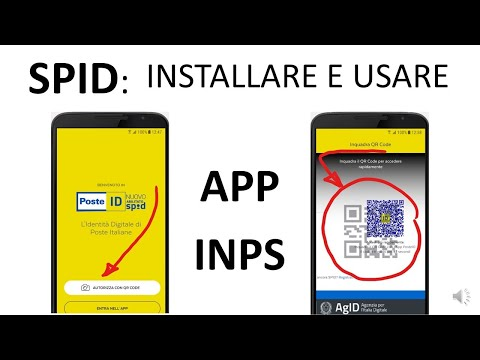 SPID - Come si usa lo Spid Poste (INPS)