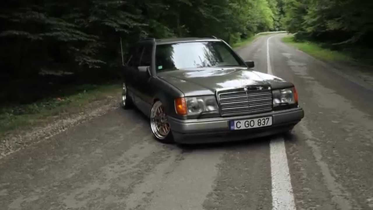 Stanced S124 Estate Youtube
