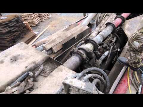 промывка бетононасоса