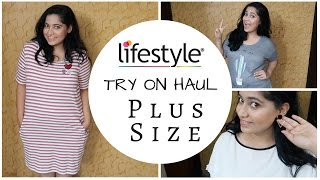 Lifestyle Try On Haul , including New Plus Size range Nexus | Indian Lifestyle & Mommy channel