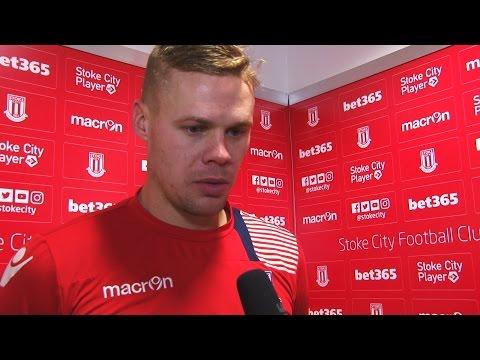 Ryan Shawcross On Southampton Draw