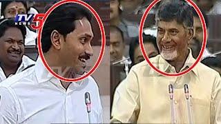 YS Jagan Makes Funny & Chandrababu Funny Counters To Jagan   TV5 News thumbnail