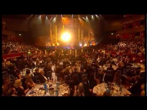 Sarah Brightman & Andrea Bocelli - Canto Della Terra (The Classical BRIT Awards 2008) HQ