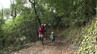 """鹿児島市に珍しい""""ようちえん""""がある。森の中の木に登ったり、ガケを乗り越えたり、みんな自分の興味に応じて遊びまわっている。ここは「かご..."""