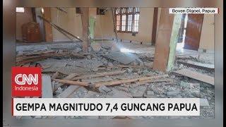 Download Video Gempa 7,4 SR Guncang Papua MP3 3GP MP4