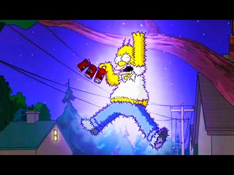 Simpsons - Grid Blackout - EMP