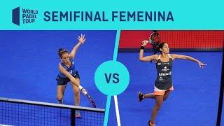 Resumen Semifinal Femenina Patty/Eli Vs Mapi/Majo Cervezas Victoria Córdoba Open