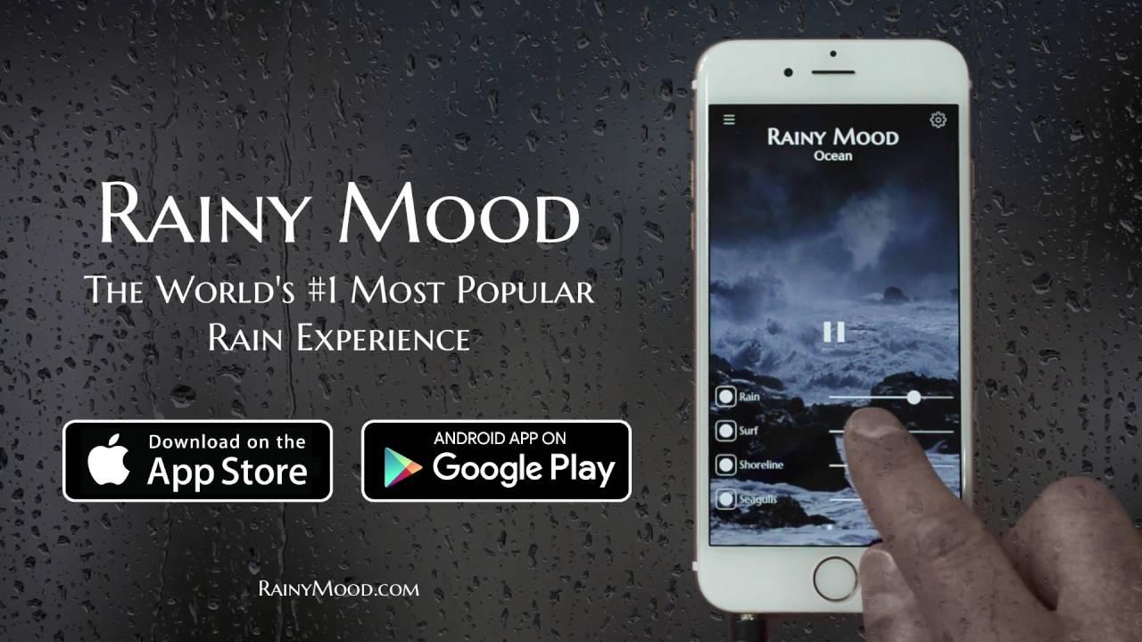 Rainy Mood 2.0 for iOS & Android