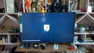 Philips Ultra HD Smart TV 43PUT7791/V7 Problem